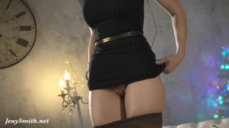 Pantyhose Flashing By Jeny Smith Ina Great Stage Look