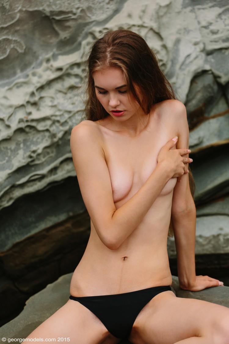 classy nude modelle